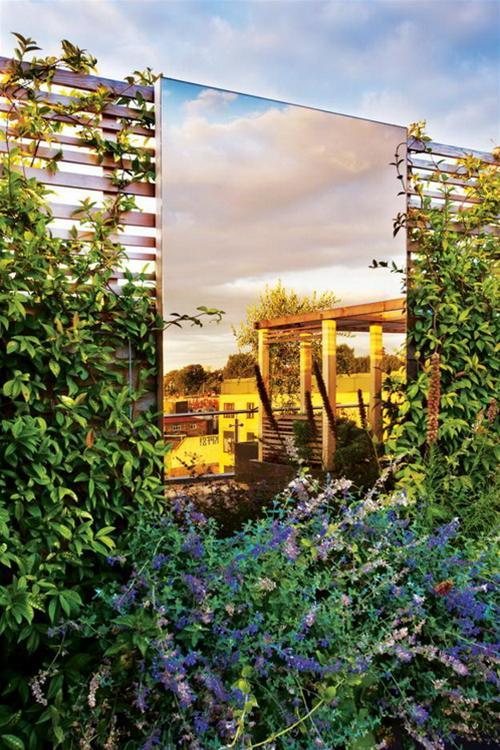 Bài trí khu vườn đẹp cho sân thượng | ảnh 7