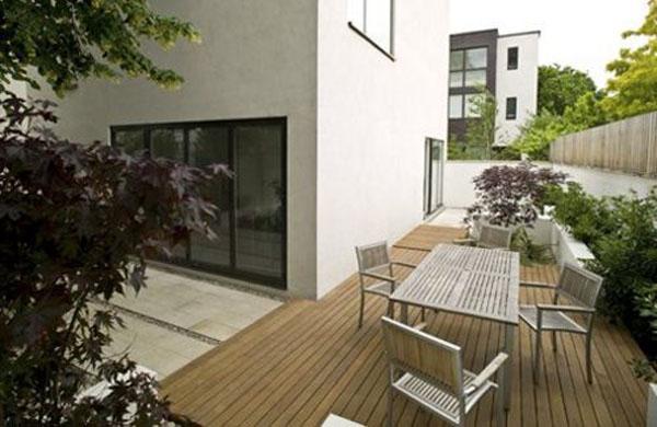 Thiết kế vườn trên mái nhà | ảnh 4