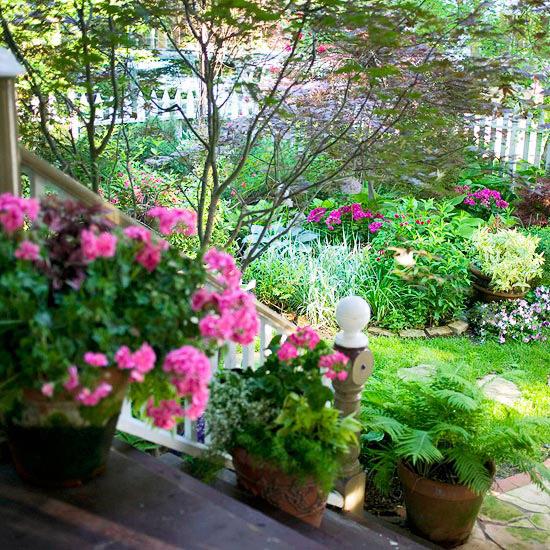 Không gian thoáng mát cho ngoại thất nhà vườn | ảnh 9