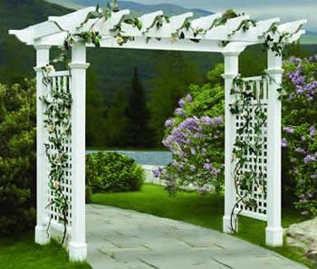 Cách trang trí cổng đẹp cho nhà thêm xinh | ảnh 2