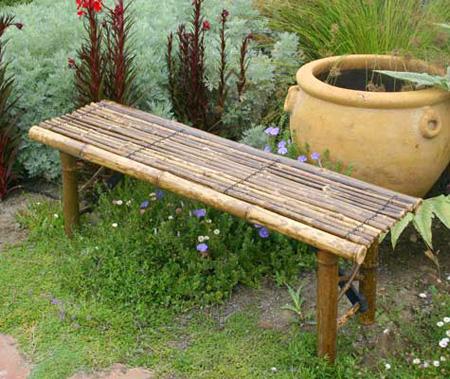 Dùng tre, trúc làm đẹp sân vườn | ảnh 4