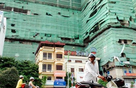 Thị trường căn hộ chung cư tiếp đà sụt giảm | ảnh 1