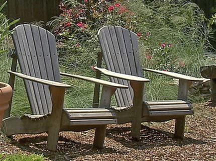 Ghế trong vườn: Điểm thư giãn hoàn hảo | ảnh 3