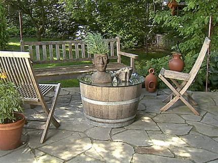 Ghế trong vườn: Điểm thư giãn hoàn hảo | ảnh 5