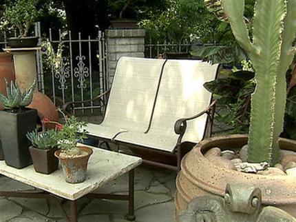 Ghế trong vườn: Điểm thư giãn hoàn hảo | ảnh 6