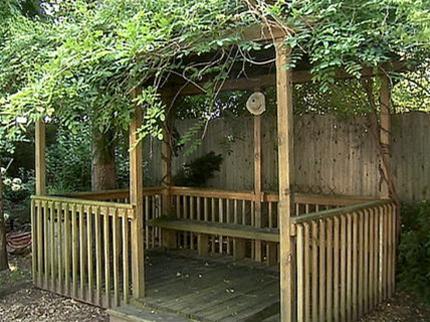 Ghế trong vườn: Điểm thư giãn hoàn hảo | ảnh 7
