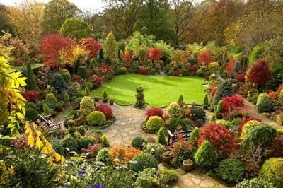 Thăm khu vườn tuyệt đẹp ở Anh   ảnh 3