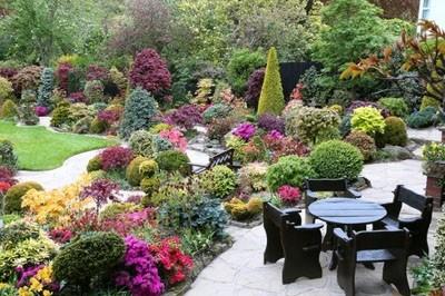 Thăm khu vườn tuyệt đẹp ở Anh   ảnh 5