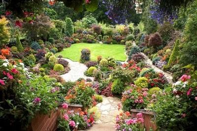 Thăm khu vườn tuyệt đẹp ở Anh   ảnh 8