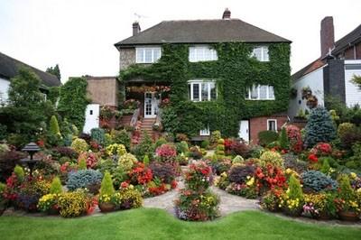 Thăm khu vườn tuyệt đẹp ở Anh   ảnh 1