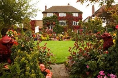 Thăm khu vườn tuyệt đẹp ở Anh   ảnh 4