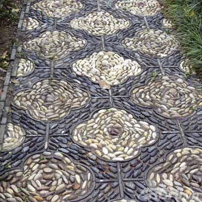 Vườn đẹp như tranh với phong cách mosaic | ảnh 5