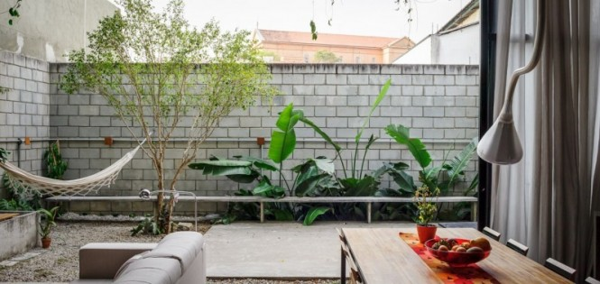 Tận dụng khoảng sân nhỏ để bài trí vườn | ảnh 11