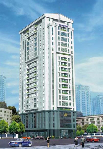 Tổng quan của Indochina Park Tower | 1