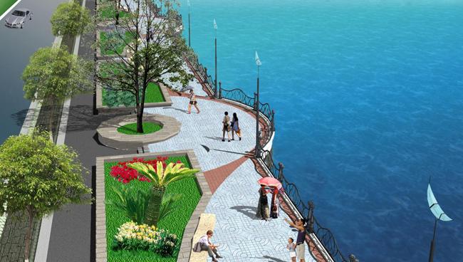 Hạ tầng, quy hoạch của Khu đô thị mới Nam Sông Cái | ảnh 7