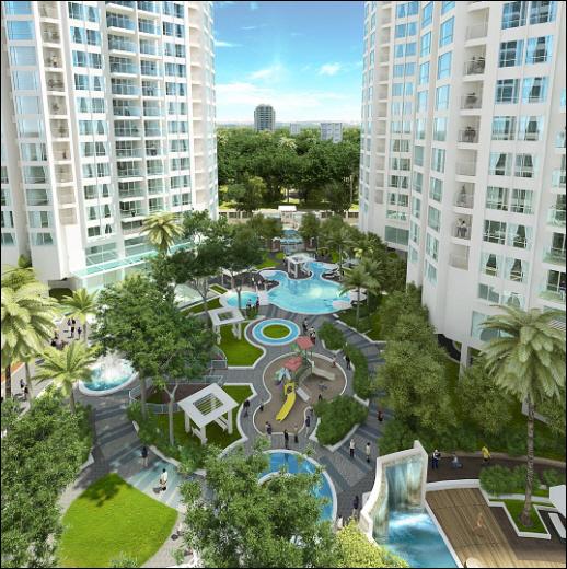 Hạ tầng, quy hoạch của Khu căn hộ Green Stars | ảnh 3