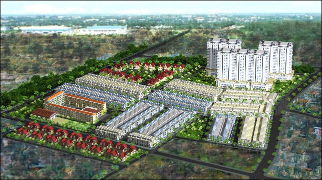 Tổng quan của Biên Hoà Riverside Garden | ảnh 1