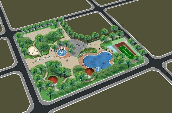 Hạ tầng, quy hoạch của Khu Dân cư Thủ Thiêm Villa | ảnh 2