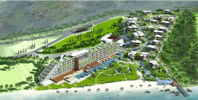 Tổng quan của Mercure Sơn Trà Resort | ảnh 1