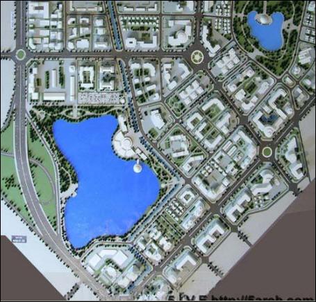 Tổng quan của Khu đô thị mới Cầu Giấy | ảnh 1